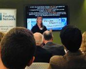 Suzy presenting at TFN London image