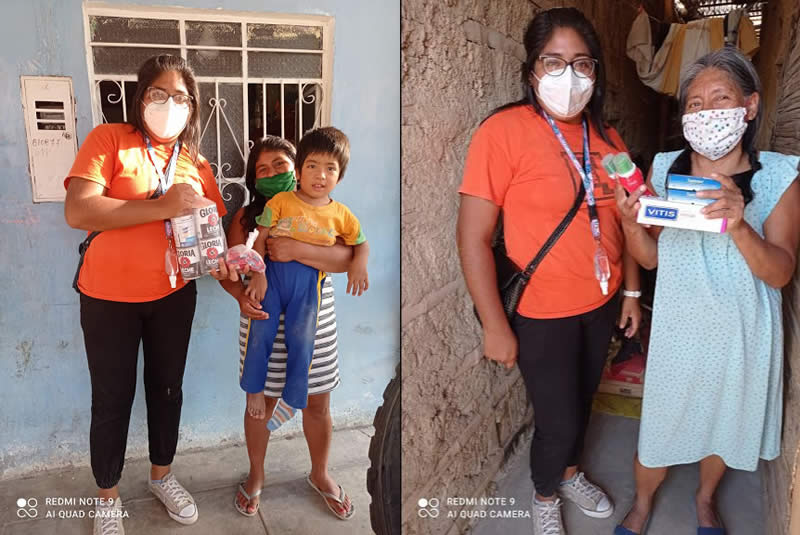 kiya staff with children image